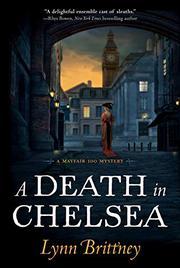 A DEATH IN CHELSEA by Lynn Brittney