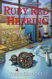 RUBY RED HERRING by Tracy Gardner