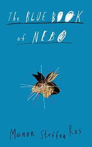 THE BLUE BOOK OF NEBO by Manon Steffan Ros