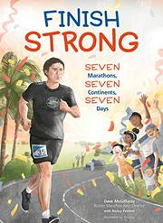FINISH STRONG by Dave McGillivray