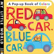 RED CAR, BLUE CAR by Jonathan Litton