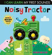 NOISY TRACTOR by Lauren Crisp