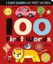 100 FIRST WORDS by Lauren Crisp