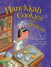 HANUKKAH COOKIES WITH SPRINKLES by David A. Adler