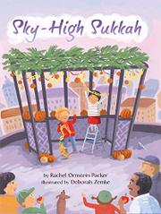SKY-HIGH SUKKAH by Rachel Ornstein Packer