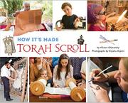 TORAH SCROLL by Allison Ofanansky