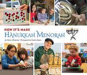 HANUKKAH MENORAH by Allison Ofanansky