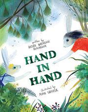 HAND IN HAND by Andria Warmflash Rosenbaum