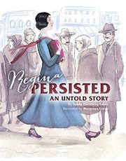 REGINA PERSISTED by Sandy Eisenberg Sasso