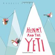 HENRY AND THE YETI by Russell Ayto
