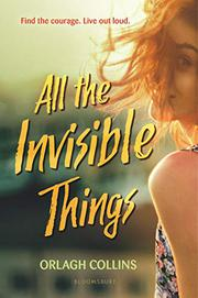 ALL THE INVISIBLE THINGS by Orlagh Collins
