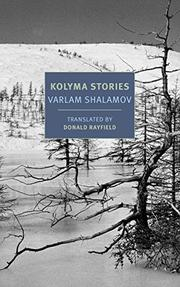 KOLYMA STORIES by Varlam Shalamov