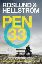PEN 33 by Anders Roslund