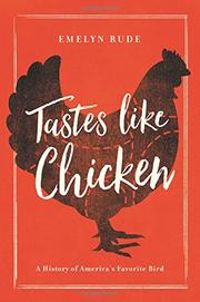 TASTES LIKE CHICKEN by Emelyn Rude