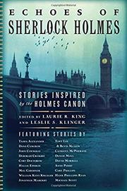 ECHOES OF SHERLOCK HOLMES by Laurie R. King