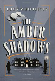 THE AMBER SHADOWS by Lucy Ribchester