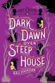 DARK DAWN OVER STEEP HOUSE by M.R.C. Kasasian