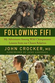 FOLLOWING FIFI by John  Crocker