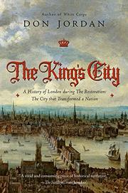 THE KING'S CITY by Don Jordan