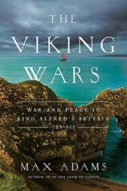 THE VIKING WARS by Max Adams
