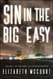 SIN IN THE BIG EASY by Elizabeth  McCourt