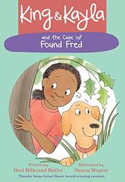 KING & KAYLA AND THE CASE OF FOUND FRED by Dori Hillestad Butler