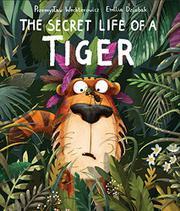 SECRET LIFE OF A TIGER by Przemyslaw Wechterowicz