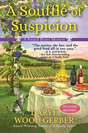 A SOUFFLÉ OF SUSPICION by Daryl Wood Gerber