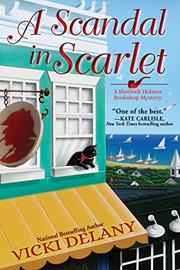 A SCANDAL IN SCARLET by Vicki Delany