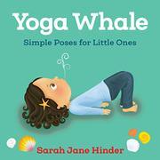 YOGA WHALE by Sarah Jane Hinder