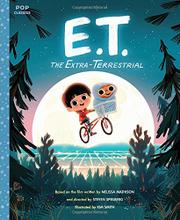 E.T. THE EXTRA-TERRESTRIAL by Jim Thomas