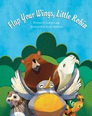 FLAP YOUR WINGS, LITTLE ROBIN by Andrea  Legg