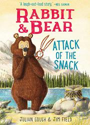 ATTACK OF THE SNACK by Julian Gough