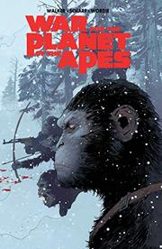WAR FOR THE PLANET OF THE APES by David F. Walker