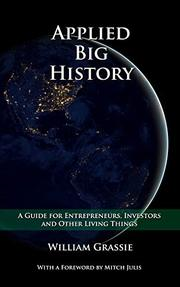 APPLIED BIG HISTORY  by William  Grassie