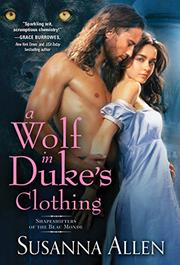 A WOLF IN DUKE'S CLOTHING by Susanna Allen