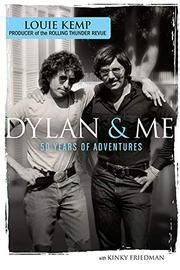DYLAN & ME by Louie Kemp