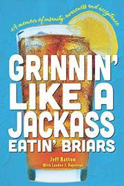 GRINNIN' LIKE A JACKASS EATIN' BRIARS Cover