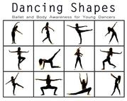 DANCING SHAPES Cover
