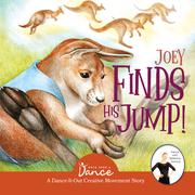 JOEY FINDS HIS JUMP! Cover