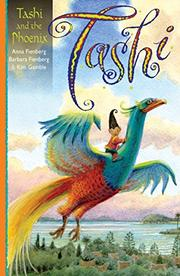 TASHI AND THE PHOENIX by Anna Fienberg