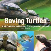 SAVING TURTLES by Sue Carstairs