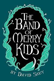THE BAND OF MERRY KIDS by David Skuy