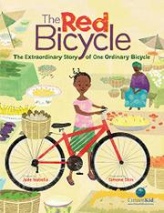 THE RED BICYCLE by Jude Isabella