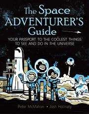 THE SPACE ADVENTURER'S GUIDE by Peter McMahon