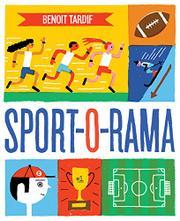 SPORT-O-RAMA by Benoit Tardif