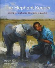 THE ELEPHANT KEEPER by Margriet Ruurs