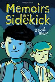 MEMOIRS OF A SIDEKICK by David Skuy