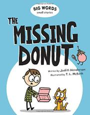 THE MISSING DONUT by Judith Henderson