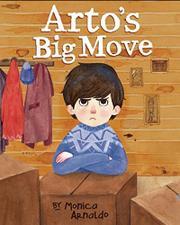 ARTO'S BIG MOVE by Monica Arnaldo